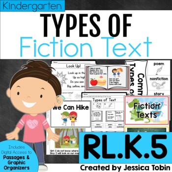 Types of Texts RLK.5