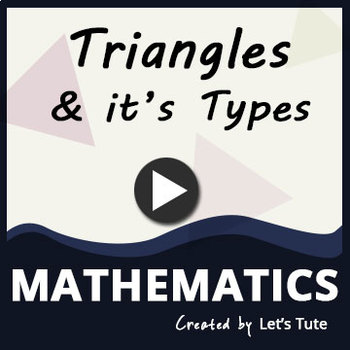 Triangle & its types