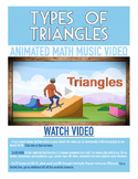 Types of Triangles | FREE Game, Worksheet & Fun Video | 4t