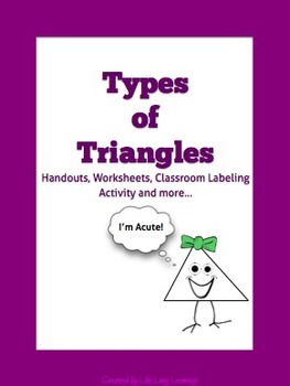 Types of Triangles Package