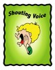 Types of Voices Lesson Plan and 12 Color Posters