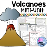 Types of Volcanoes: Mini-Unit