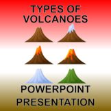 Types of Volcanoes - PowerPoint and Printable! Low Prep.