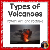 Types of Volcanoes SMART notebook presentation