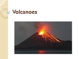 Types of Volcanoes, Volcanic Hazards PowerPoint