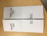 Types of Waves Foldable