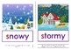 Types of Weather Flash Cards