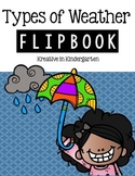 Types of Weather Flipbook