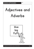 Types of Words: Adjectives and Adverbs