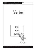 Types of Words: Verbs