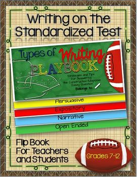 FREE TYPES OF WRITING PLAYBOOK TEST PREP