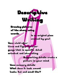 Types of Writing Posters (Purple Themed)
