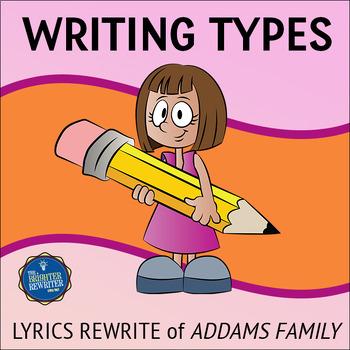 Types of Writing Song Lyrics
