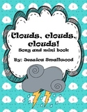 Types of clouds: Mini book, song, and more