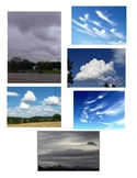 Types of clouds sort