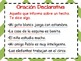 Types of sentences/Tipos de oraciones