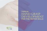 Typical Hand Grasp Development Cards
