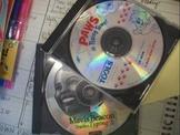 Typing CD-Roms, set of 2