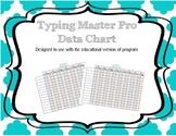 Typing Master Pro Data Chart
