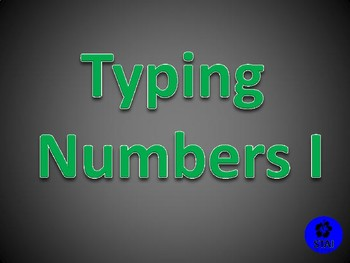 Typing Numbers I
