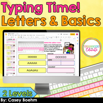 Typing Practice- Learn to Type