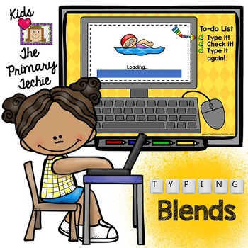 Typing Skills - Blends