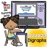 Typing Skills - Digraphs