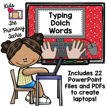Typing Skills - Dolch Words