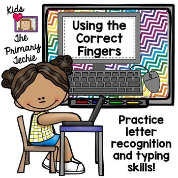 Typing Skills - Finger Placement