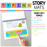 Keyboarding Unplugged: Typing Story Mats Bundle Set 1
