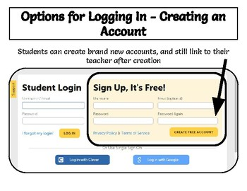 FREEBIE! Typing.com Tutorial for Setting up Student Accounts - Comp Tech