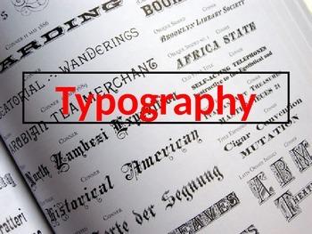 Typography: Exploring Advertisement
