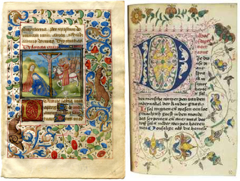 Typography & Illuminated Manuscripts