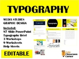 Typography Unit | Editable