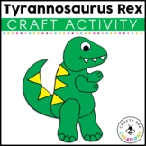 Dinosaur Craft {Tyrannosaurus Rex}
