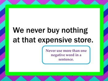 editing game spelling capitalization punctuation grammar review tpt. Black Bedroom Furniture Sets. Home Design Ideas