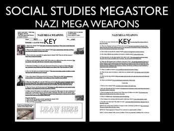 Nazi Mega Weapons PBS U-Boat Bases Season 1 Ep. 2