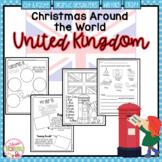 Christmas Around the World: U.K. Scrapbook