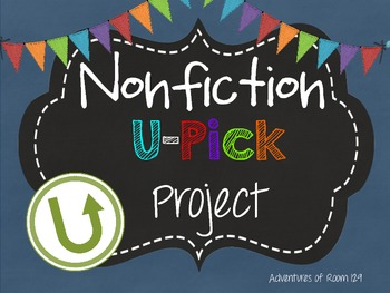 U-Pick Project (For any nonfiction book)