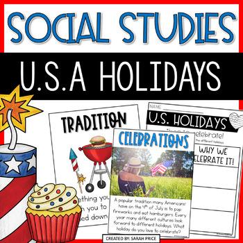 U.S.A Customs and Celebrations