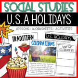 U.S.A Customs and Celebrations Activities