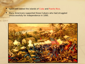 U.S. Aim # 113 What were the causes of the Spanish-American War?