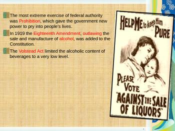 U.S. Aim # 120 How were civil liberties denied in the 1920s?