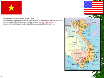 U.S. Aim # 166 Why did America fight in Vietnam?