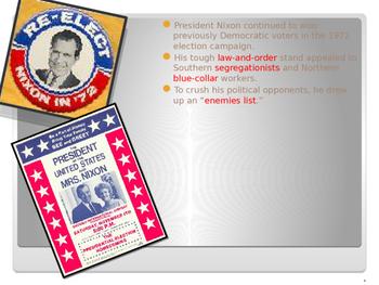 """U.S. Aim # 170 Why did President Nixon say """"Well I'm not a crook""""?"""