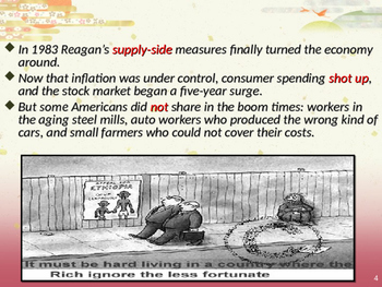U.S. Aim # 174 Why did the rich get richer as the poor got poorer?