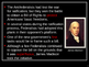 U.S. Aim # 26 What is the Bill of Rights?