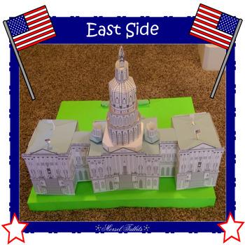 U.S. Capitol Model