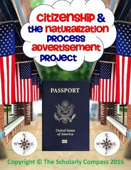 U.S. Citizenship Advertisement Project