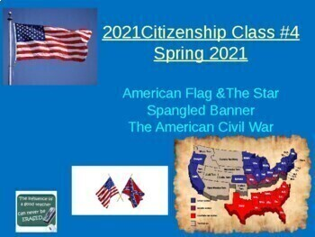 U.S. Citizenship Class 4 (of 6) Mini-Course